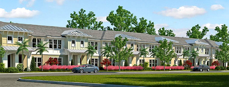 Park Shore Townhomes