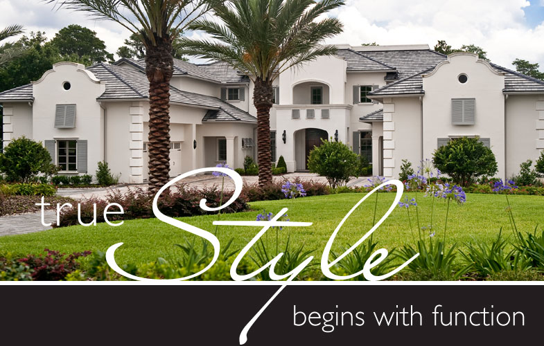 Orlando New Custom Luxury Home Builder