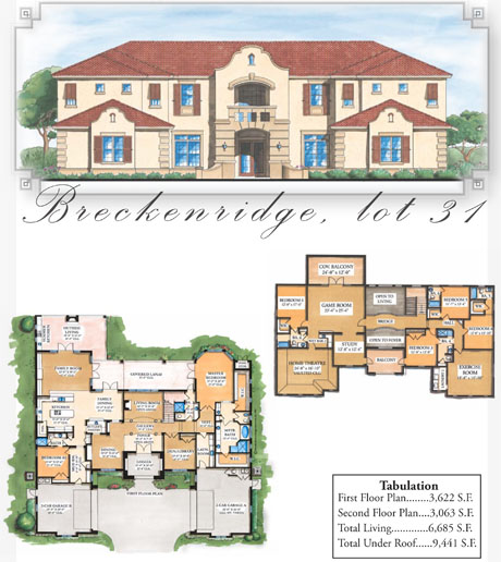 New braemar spec homes for sale breckenridge for Building spec homes